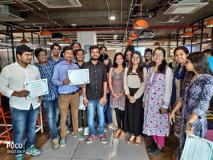 Workshop at 91 Springboard, Bangalore